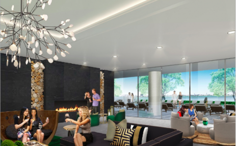 8. Aria - Club Lounge Room 2
